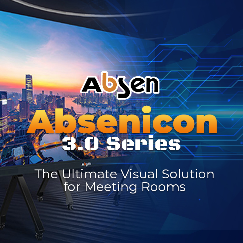 Absen Absenicon LED Display